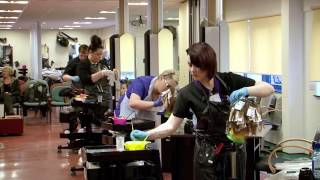 World Skills Wales, Hairdressing, Nail Art And Nail Technology Competitions, Coleg Sir Gar