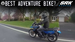 5. Kawasaki KLR 650 Review