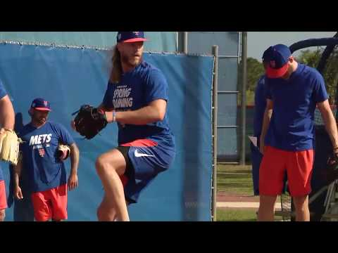Video: SEE IT: Syndergaard, deGrom, and Wheeler