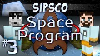 Sipsco Space Program #3 - Twerking 9-5