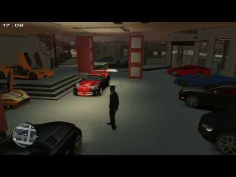 comment modifier une voiture dans gta iv