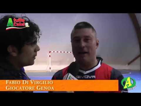 Area Sport. Genoa - Pizzighettone, le azioni…