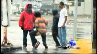 YAK FILMS & TURF FEINZ ABC News Channel 7 TV NEWS | DANCING IN THE RAIN on TV
