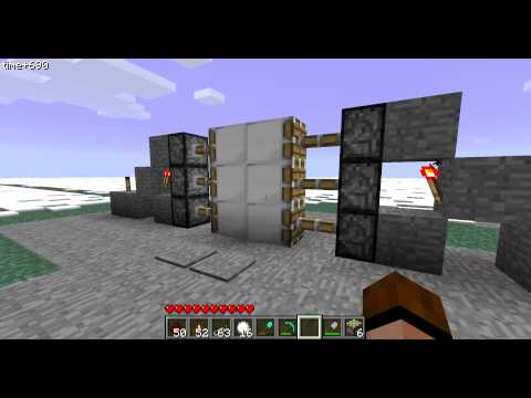 Piston door cleanest design 2 piston door cleanest design 2 diamonds
