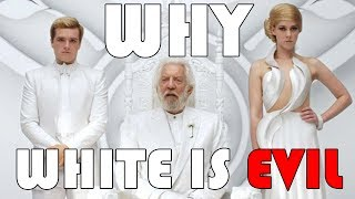 Video Why White is EVIL in Science Fiction Films MP3, 3GP, MP4, WEBM, AVI, FLV Maret 2018