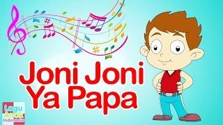 Joni Joni Ya Papa dan lagu anak lainnya   Lagu Anak Indonesia