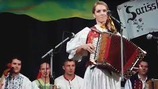 Video Vlasta Mudríková - Šarišská heligónka 2014