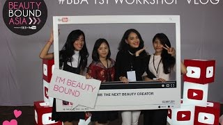 Hi YouTube Friends! As you may already know, i am one of Beauty Bound Asia semi finalist (yay!) and here is the vlog of me on Beauty Bound Asia Workshop. It'...