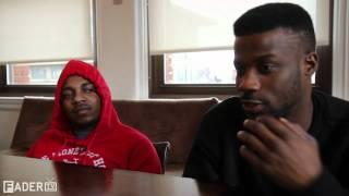 Kendrick Lamar and Jay Rock - Interview (Episode 100)