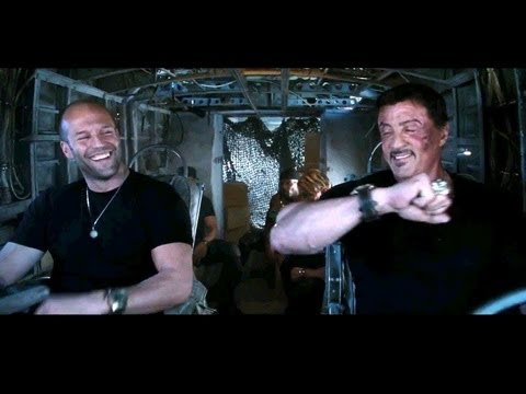 The Expendables 2 : Le retour des dinosaures de laction 0