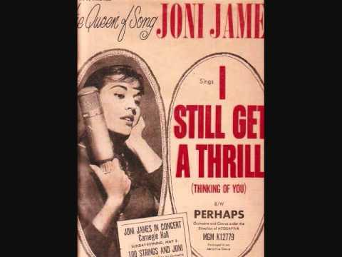 Tekst piosenki Joni James - I Still Get A Thrill (Thinking Of You) po polsku