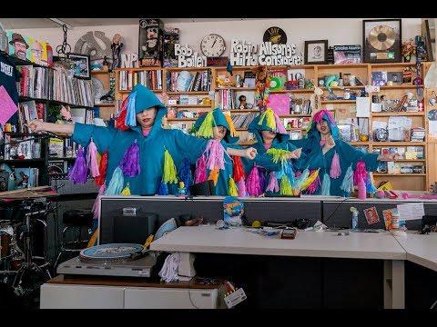 , title : 'CHAI: NPR Music Tiny Desk Concert'