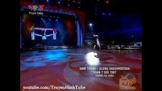 Buoc nhay hoan vu 2012 - Bước nhảy hoàn vũ 2012, tuần 9 - Trương Nam Thành - Tango