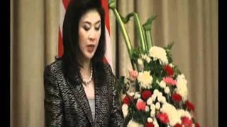 Hillary Clinton Yingluck Shinawatra THAILAND