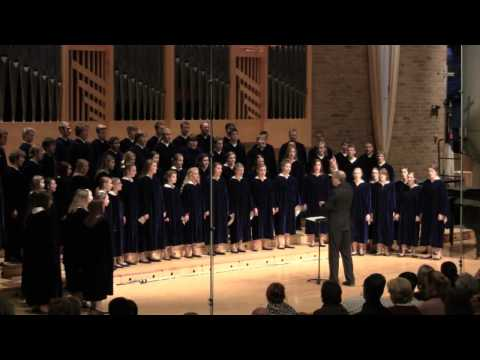 The Concordia Choir - In Pace - René Clausen
