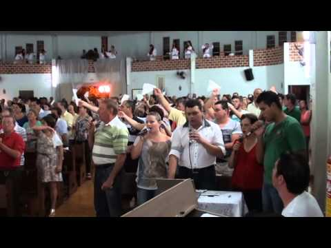 Missa de Natal 2012 Presidente Castelo Branco