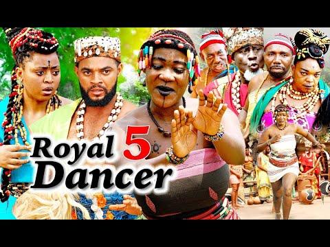 THE ROYAL DANCER 5 by MERCY JOHNSON, REGINA DANIELS AND STEPHEN ODIMGBE - NIGERIAN 2021 LATEST MOVIE