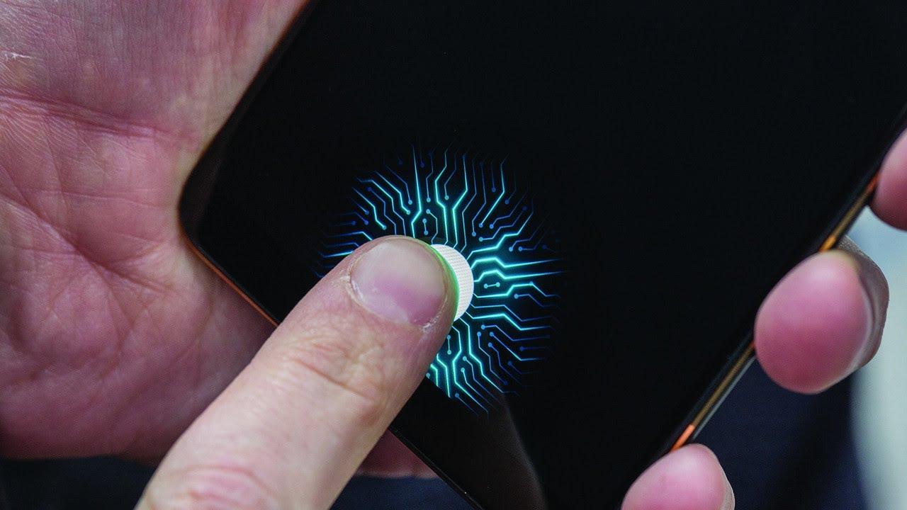 Отключить идентификацию по отпечатку пальца - Ноутбуки