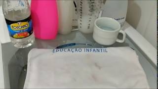 💡RECEITA❇️ INGREDIENTES◾️01 xícara de detergente (neutro/côco/incolor)◾️01 xícara vinagre de álcool claro ( compra no supermercado)◾️1/2 (meia) xícara de álcool❇️ MODO FAZERMisture tudo por no frasco borrifador ou com bico tipo frasco de multiuso.❇️ MODO DE USARAplique diretamente sobre a mancha,Deixe agir por 10 minutosSe estiver muito sujo esfregue antes de colocar na lavadora de roupas❇️ VALIDADE: 2 meses