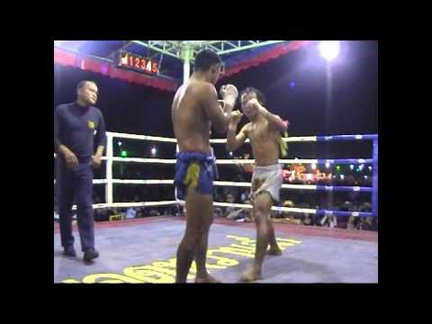 Myanmar Lethwei Vs Thailand Muay Thai part 1 (2013)