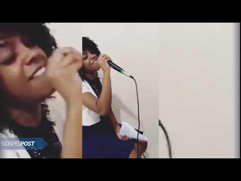 Cantora gospel Kemilly Santos divulga trecho de nova música