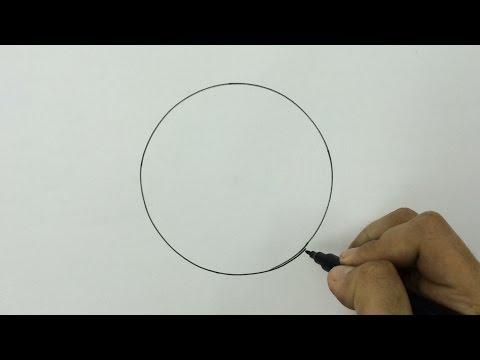 Den perfekten Kreis zeichnen!