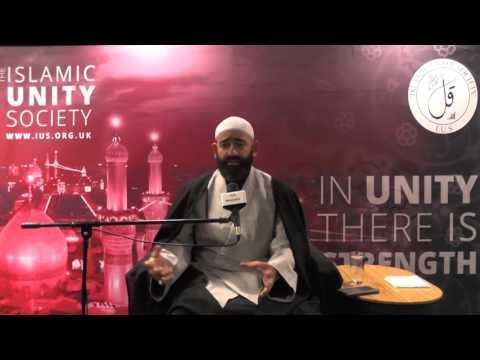 04: Turning to Allah (swt) - Sheikh Ali Mehdi