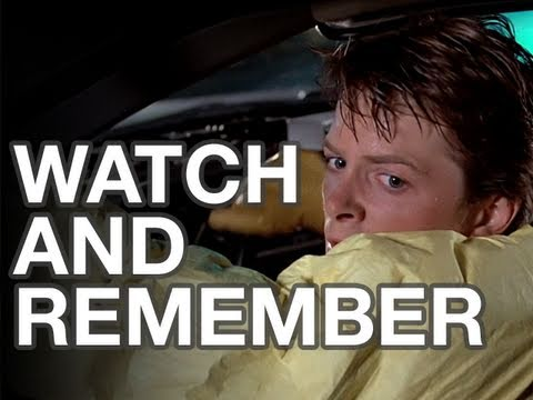 movieclipsGAMES - Interactive game where you watch a scene very closely and then are quizzed about something you saw in the clip. In this scene Marty (Michael J. Fox) escapes ...