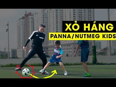 Xỏ Háng tuyển Việt Nam tương lai - Panna / Nutmeg with pro Kid - Thời lượng: 87 giây.