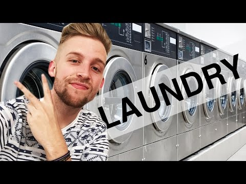 One Guy's Guide To Doing Laundry