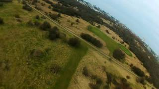 First flights on the new build