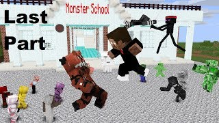 Video Monster School : GRANNY, GRANDPA & FNAF (The Final Battle) Last Part - Minecraft Animation MP3, 3GP, MP4, WEBM, AVI, FLV November 2018