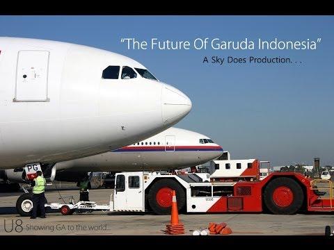 The Future Of Garuda Indonesia 2013
