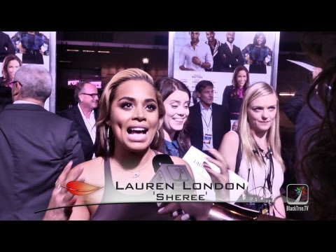 Lauren London Baggage Claim Premier
