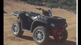 11. Arizona Desert Ride- Sportsman 550 LE (Part 2)
