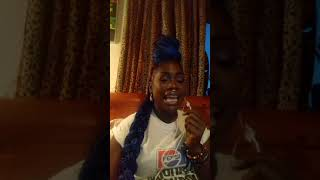 Teyana Taylor Issues/Hold On (cover by Opelsings)