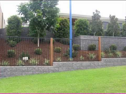 Pool Fence Design