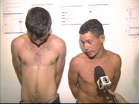 Dois homens são presos em Sooretama, ES, (GAT)