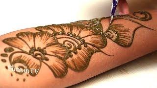 Bridal Mehndi Designs on hands || Indian Wedding New mehndi Design | New mehndi designs