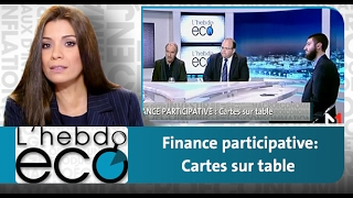 L'Ebdo ECO : Finance participative: Cartes sur table