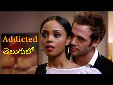 Addicted Hollywood movie explained in telugu!!sree world