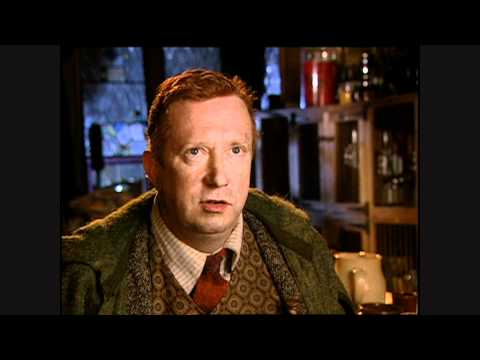 Harry Potter and the Chamber of Secrets - Mark Williams short interview