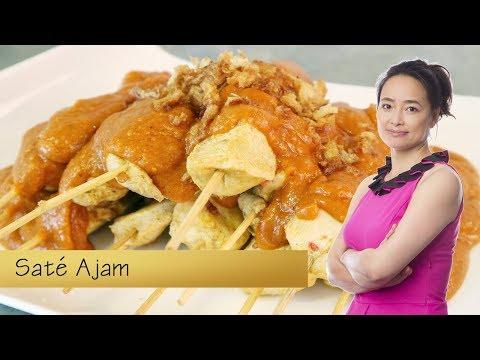 Hoe maak je echte Chinese Kip Saté?