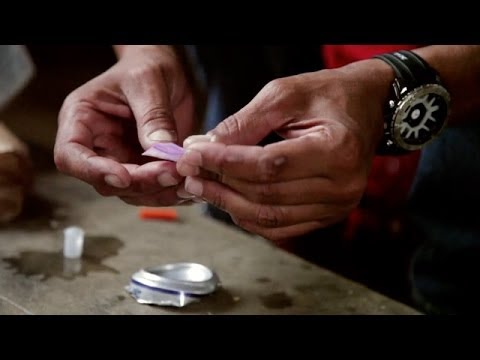 Puerto Rico - Puerto Rico's drug addicts: 'Nobody wants to know them' Subscribe to the Guardian HERE: http://bitly.com/UvkFpD Puerto Rico has an HIV/Aids infection rate ne...