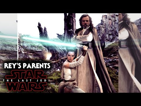 Reys Parents Are Obvious  Lukes Dilemma - Star Wars The Last Jedi