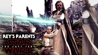Video Rey's Parents Are Obvious & Luke's Dilemma - Star Wars The Last Jedi MP3, 3GP, MP4, WEBM, AVI, FLV Oktober 2017