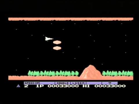 Nemesis - Spectravideo SVI-728 - MSX