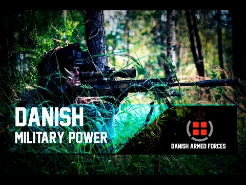 DANISH MILITARY POWER│2015│