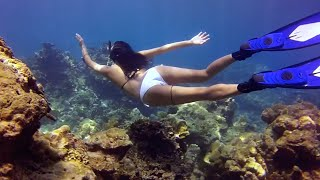 Video Freediving on Surin Islands, Thailand : Ed Sheeran - I See Fire (Kygo Remix) MP3, 3GP, MP4, WEBM, AVI, FLV Juni 2019