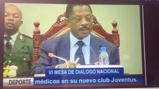 Intervención Avelino Mocache VI Mesa Dialogo Nacional